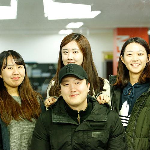 4기 연수생 B팀 프로필 사진