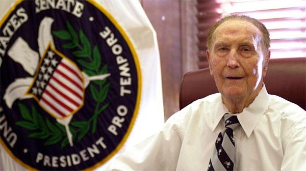 스트롬 써몬드(1902~2003) 연방 상원의원